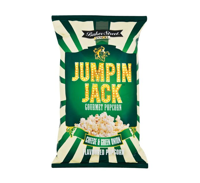 Willards Jumpin Jack Popcorn Cheddar and Green Onion (13 x 100g)
