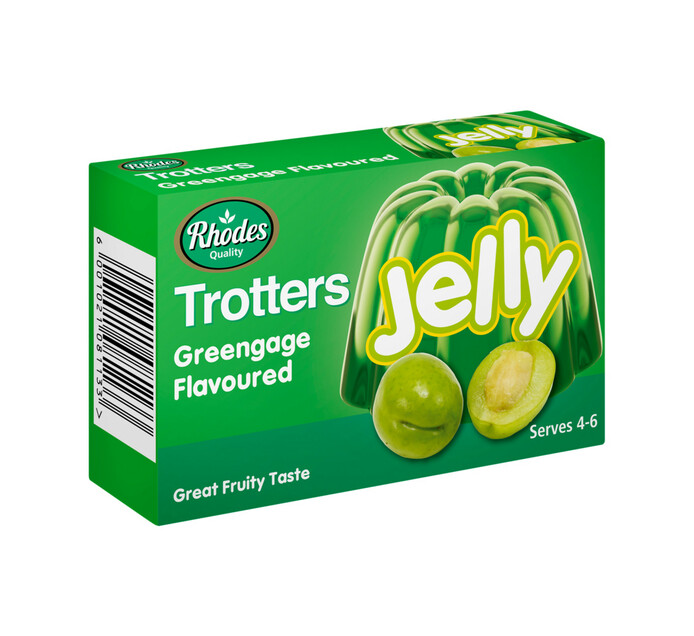Trotters Jelly Greengage (6 x 40g)