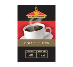 Perco Coffee Filter Paper (4's)