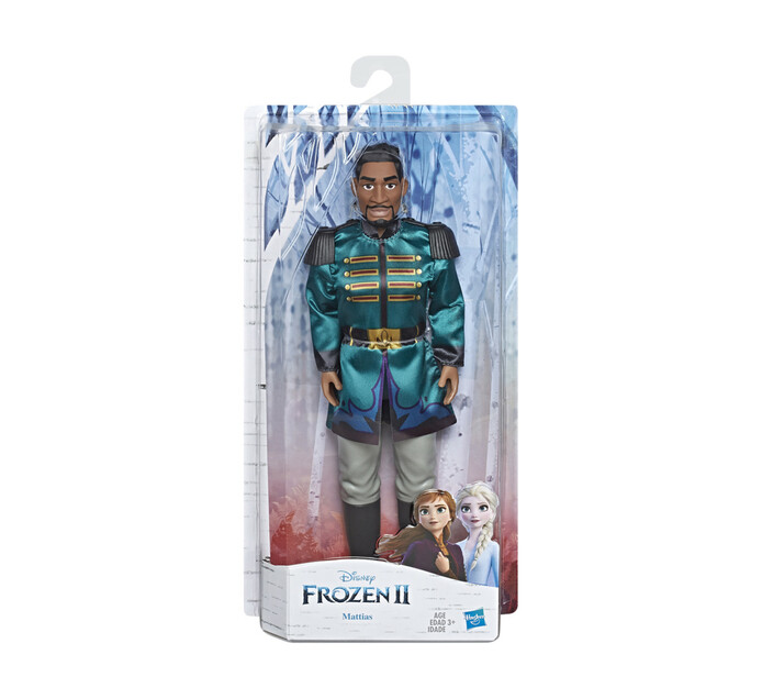 Disney Frozen Light-Up Fashion Doll