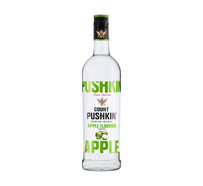 Count Pushkin Apple Vodka (1 x 750ml)