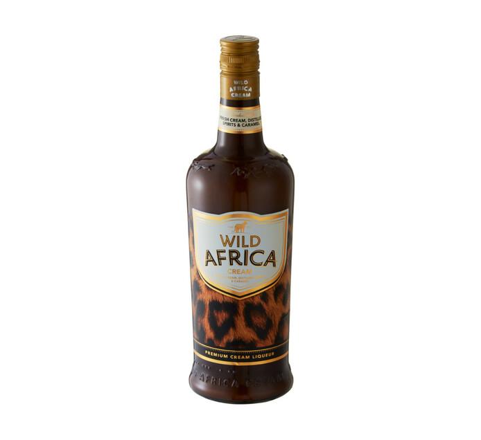 Wild Africa Cream Liqueur (12 x 750 ml)