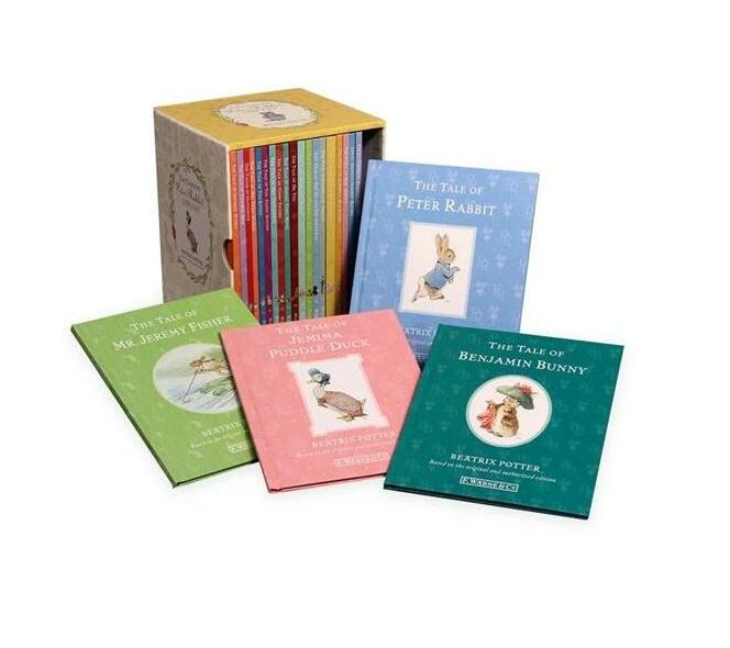 Complete Peter Rabbit Library 1-23