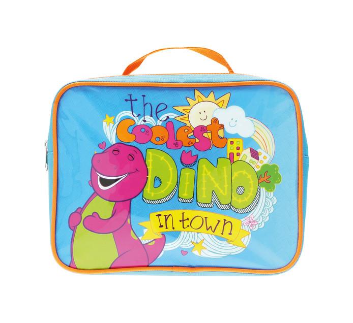 Barney Lunch Bag