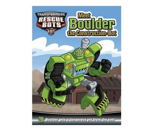 Meet Boulder The Construction Bot