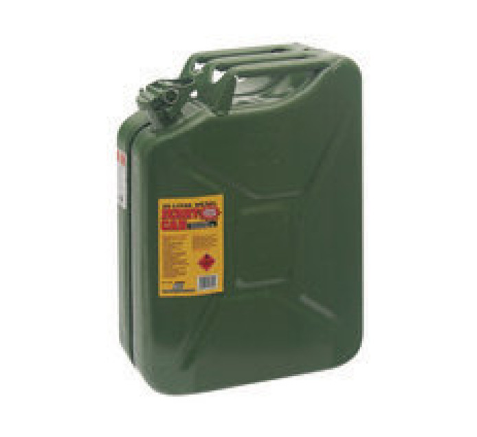 PRO QUIP JERRY CAN FUEL 20L GREEN