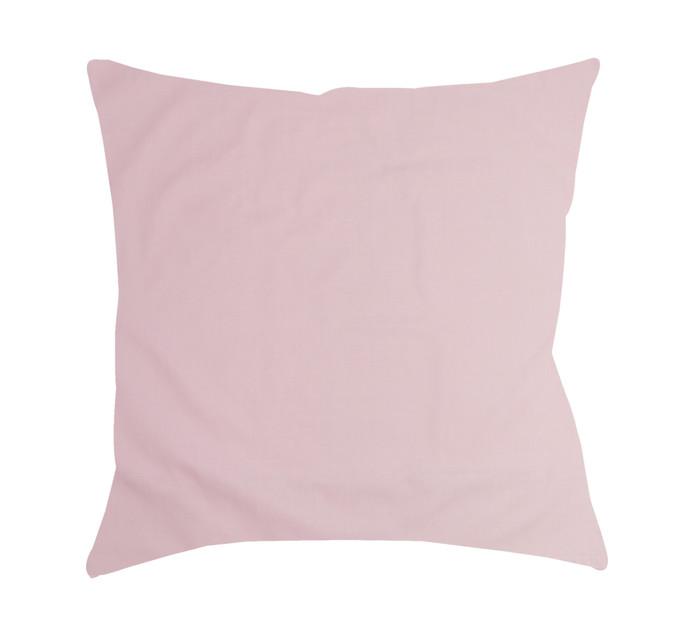 Primaries Continental Pillowcase Dawn Pink