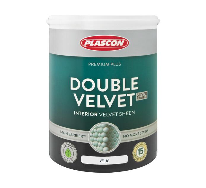 Plascon 5 l Double Velvet Cognac Cream