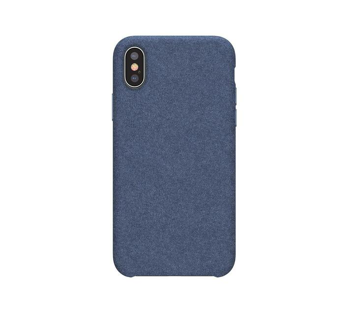 Baseus Original Super Fiber Series Case for iPhone X & XS - Blue