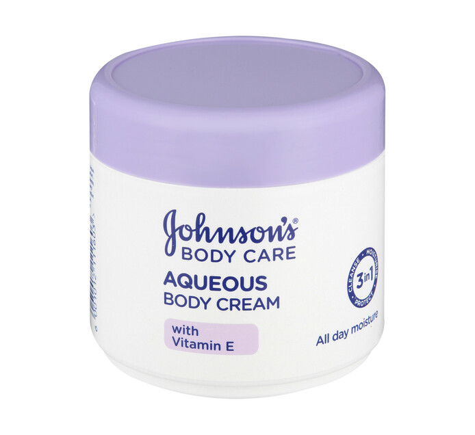 Johnsons Ph5.5 Aqueous Cream (1 x 350ml)
