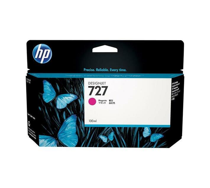 HP 727 - dye-based magenta - original - ink cartridge