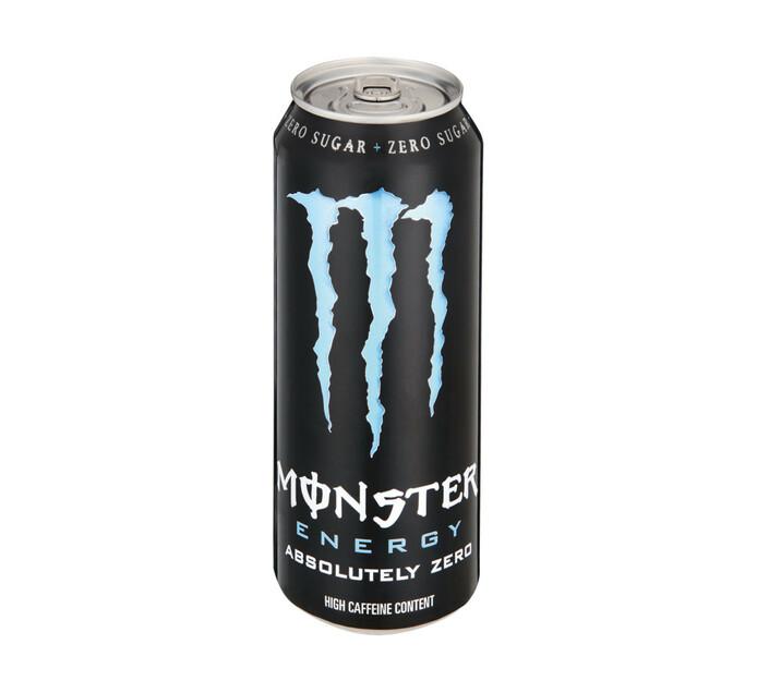 Monster Ultra Energy Drink Absolutely Zero (24 x 500ml)