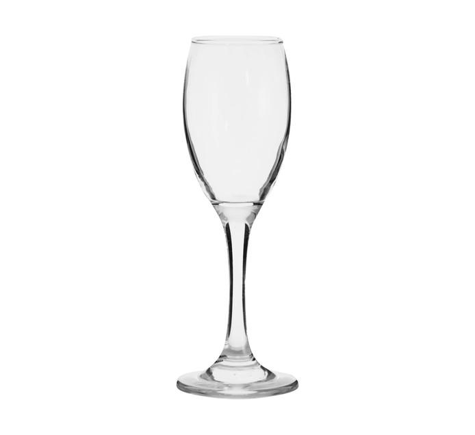 Regent 175 ml Manhattan Flute Glasses 12-Pack