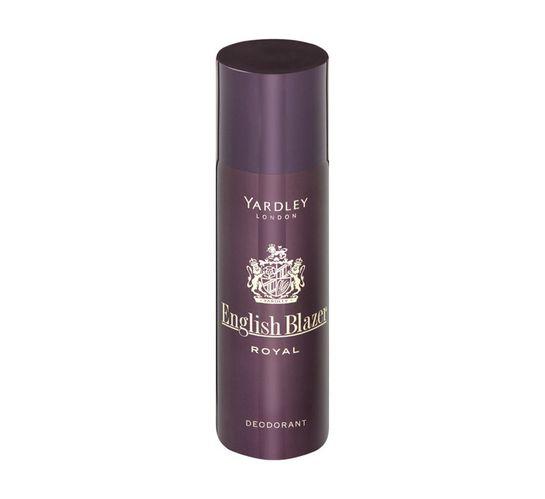 Yardley Male Deodrant English Blazer Royal (6 x 125ml)