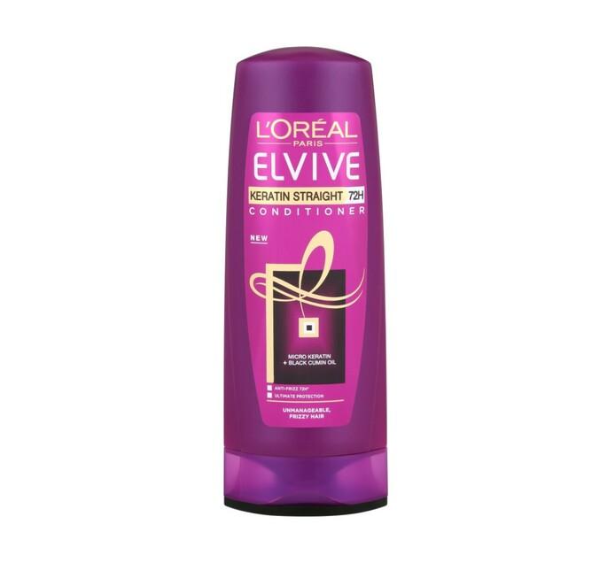 Elvive Hair Conditioner Smooth Straightening (1 x 400ml)