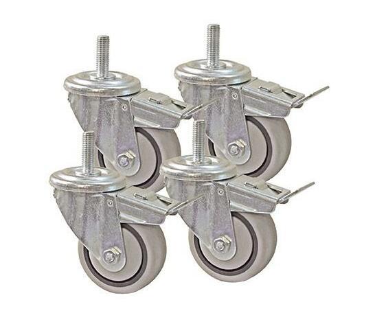 Kreg 3 Dual Locking Caster Set (Set Of 4)