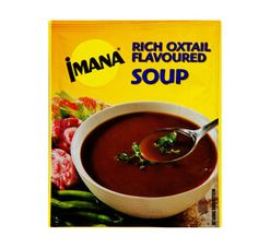 Imana Packet Soup Oxtail (1 x 60g)