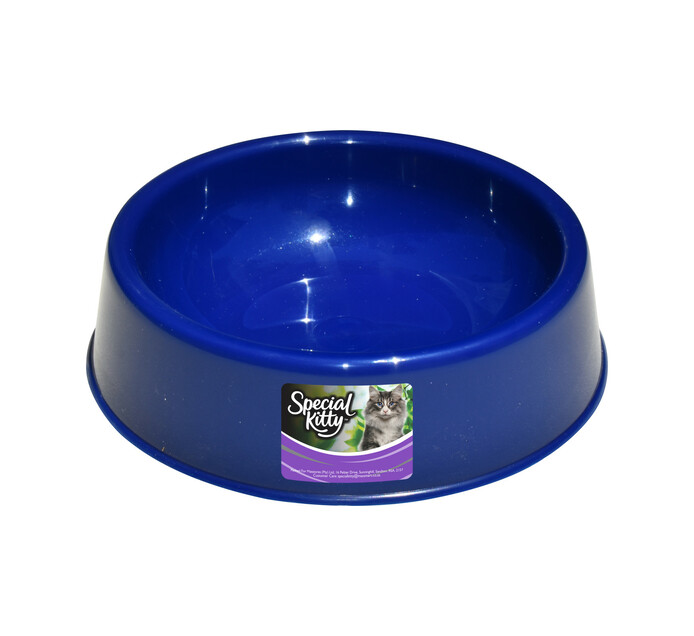 Special Kitty Cat Bowl Plastic (1 x 1's)