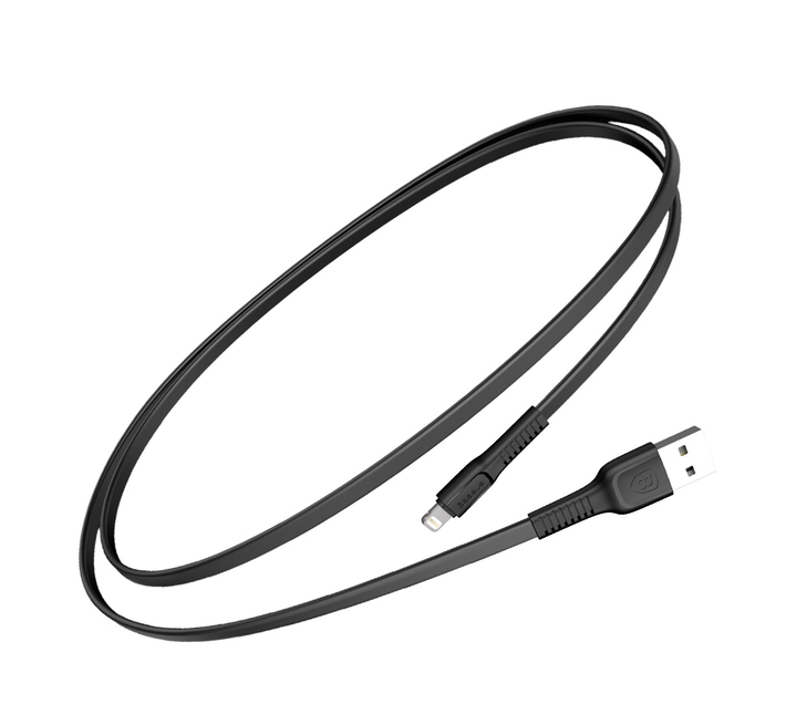 BaseusToughUSB Type-A 2.0to Lightning Cable2A - 1m