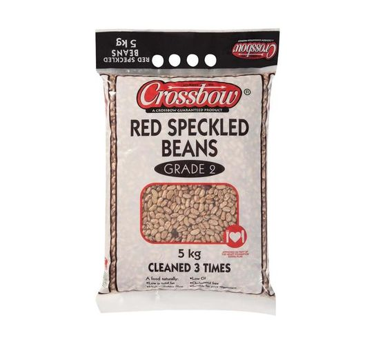 Crossbow Red Speckled Beans (1 x 5kg)