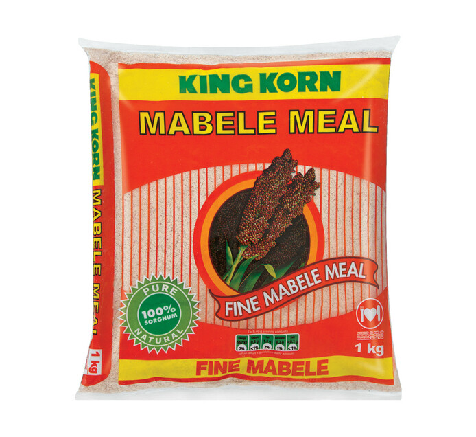 King Korn Mabele Fine Malt (1 x 1kg)