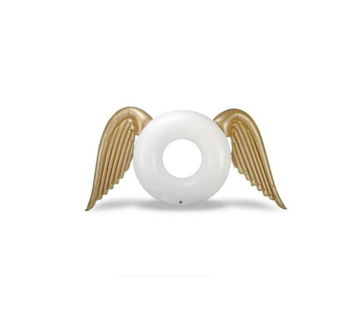 Golden Wing Inflatable Swimming Ring