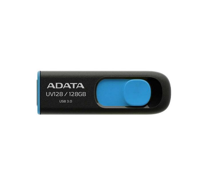 ADATA DashDrive UV128 USB flash drive 128 GB USB 3.0 - black, blue