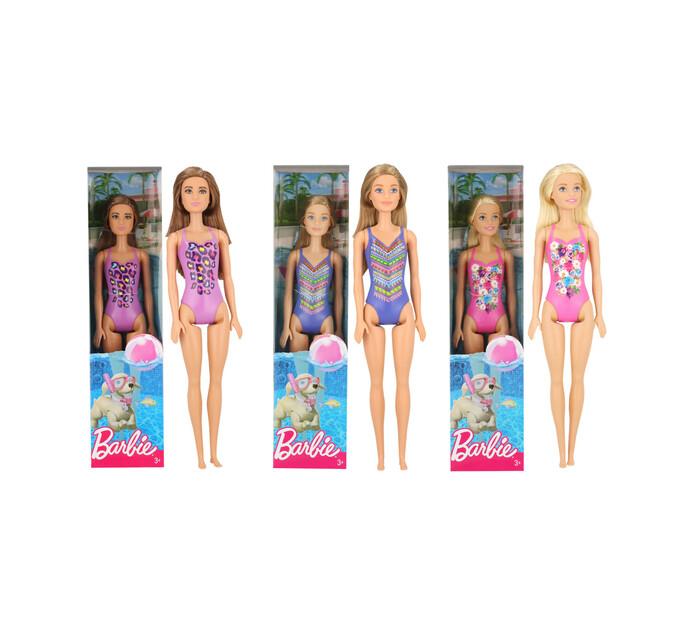 Barbie Summer Beach Doll