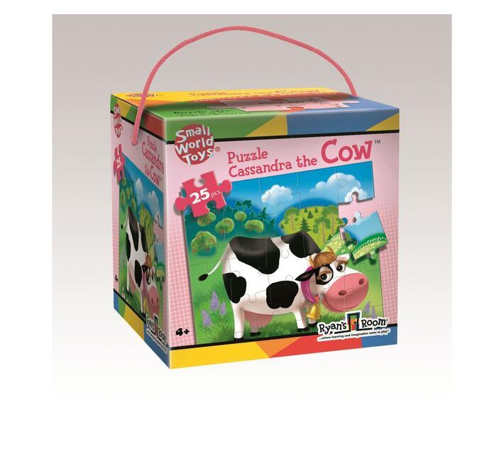 Cassandra the Cow 25-piece puzzle