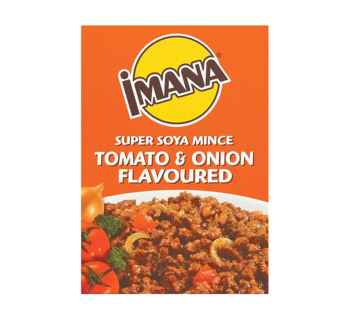 Imana Soya Mince Tomato and Onion (10 x 100G)