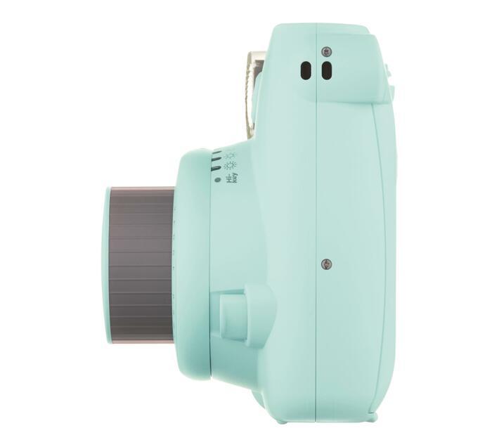 Instax Mini 9 Ice Blue camera & Film