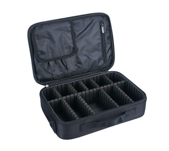 BeautyFX Makeup Cosmetics Organiser Travel Bag