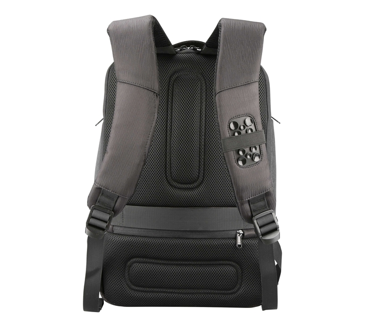 Kingsons Raptor Series 15.6 (39.6cm) Laptop Backpack with Padded Adjustable Shoulder Straps and Breathable Padded Back