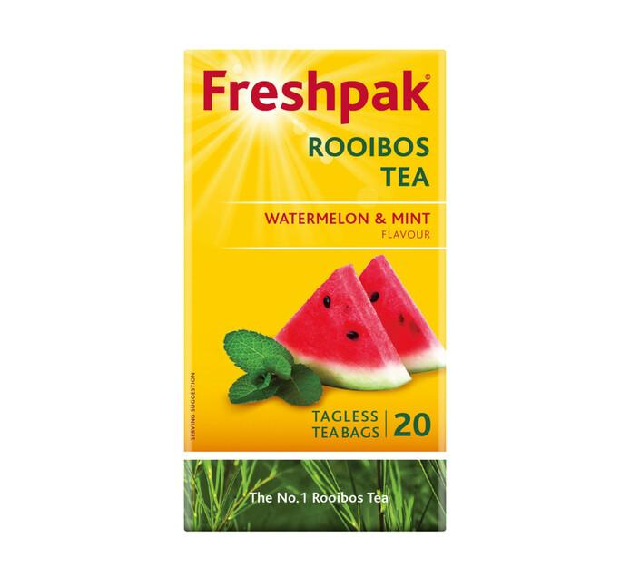 Freshpak Rooibos Teabags Watermelon & Mint (1 x 20's)