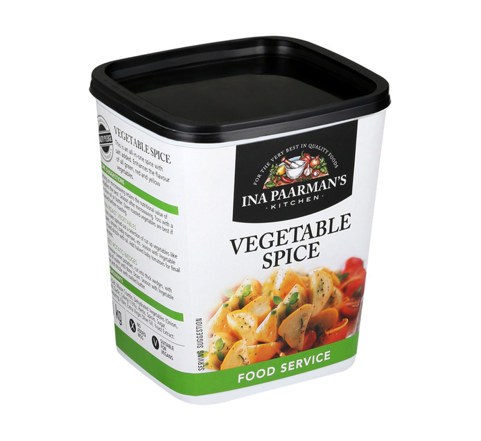 Paarman Foods Spices Vegetable (1  x 1kg)