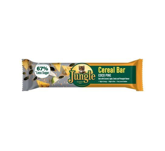 Jungle Cereal Bars Coco Pine (30 x 40 g)