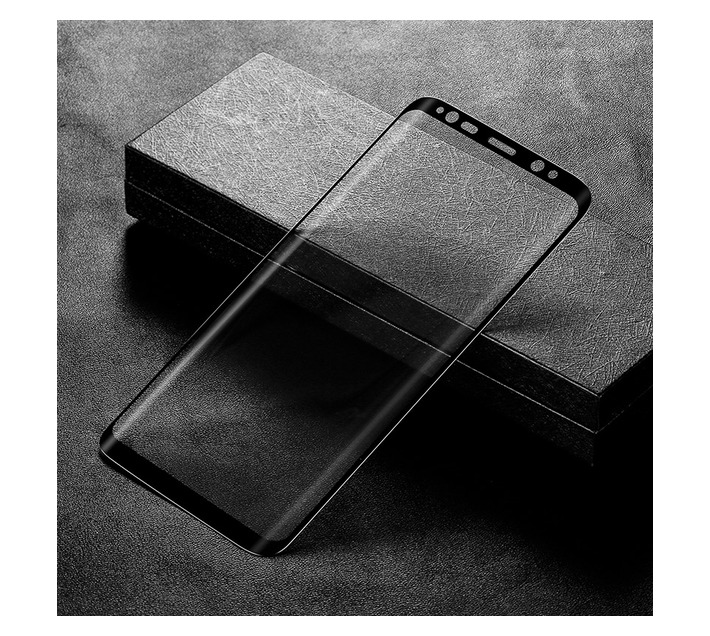 Baseus 0.3mm Curved Glass Screen Protector for Samsung Galaxy S8 Plus