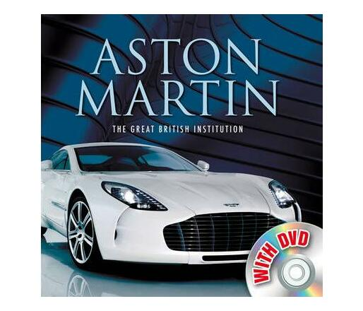 Aston Martin- Book + Dvd