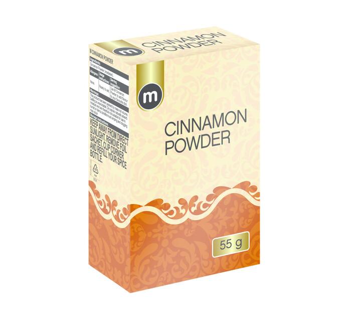 M Refill Seasoning Cinnamon (1 x 55g)