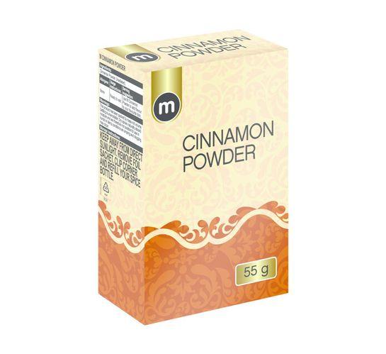 M Brand Refill Seasoning Cinnamon (1 x 55g)
