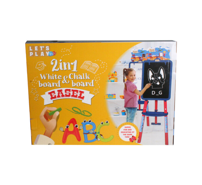 Toy Hub Double-Sided Standing Easel