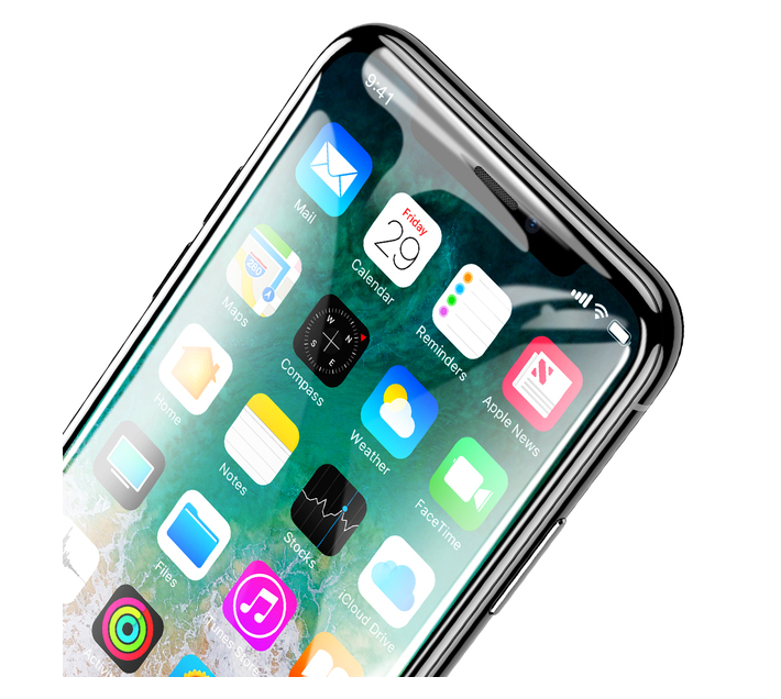 Baseus 0.23mm Curved Glass Screen Protector for iPhone 11 Pro / X / XS