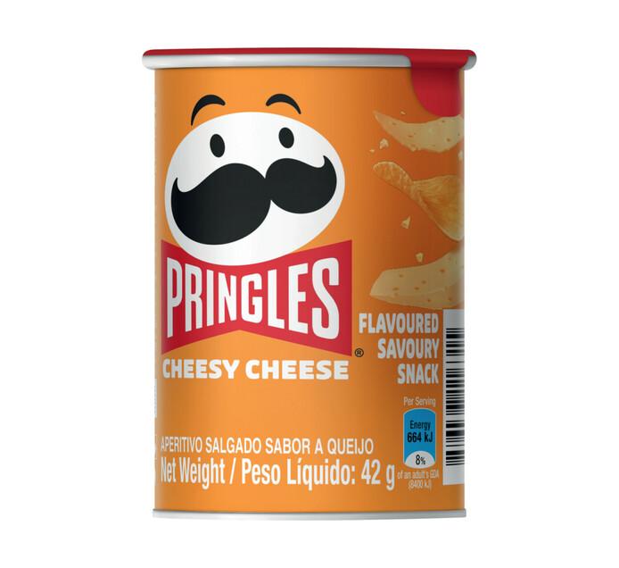 Pringles Chips Cheesy Cheese (12 x 42g)