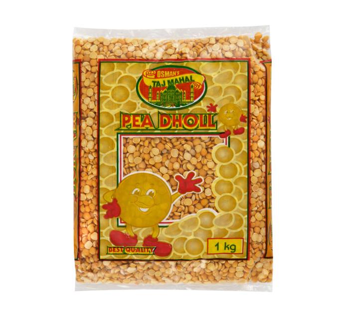 OSMANS Tajmahal Pea Dholl (1 x 1kg)