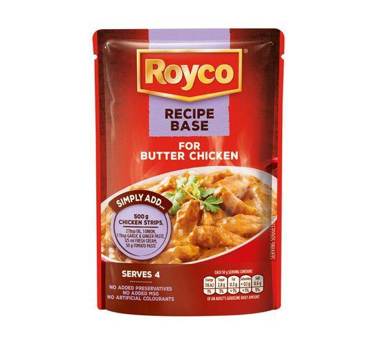 Royco Recipe Base Cooking Mixes Butter Chicken (1 x 200g)