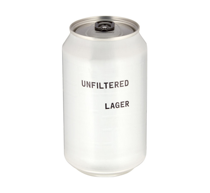 BREWERS & UNION Unfiltered Lager Can (24 x 330ml)