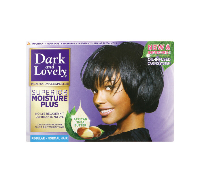 Dark & Lovely Relaxer Kit Regular (1 x 1's)