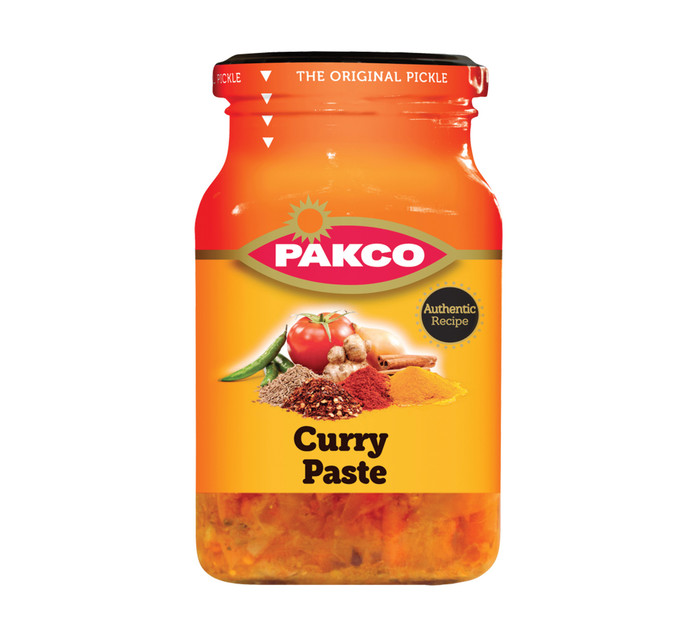 Packo Curry Paste (1 x 430g)