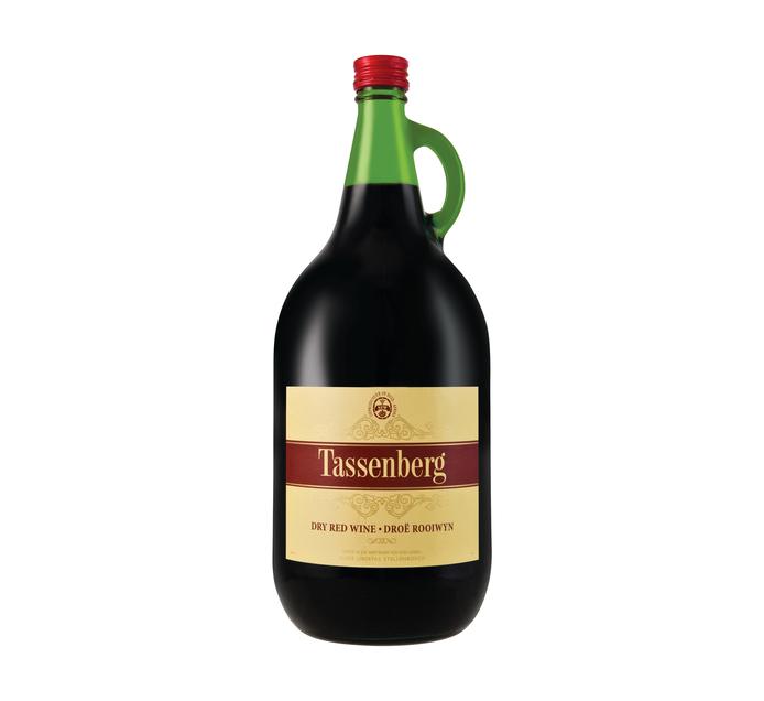 Tassenberg Dry Red (6 x 2L)