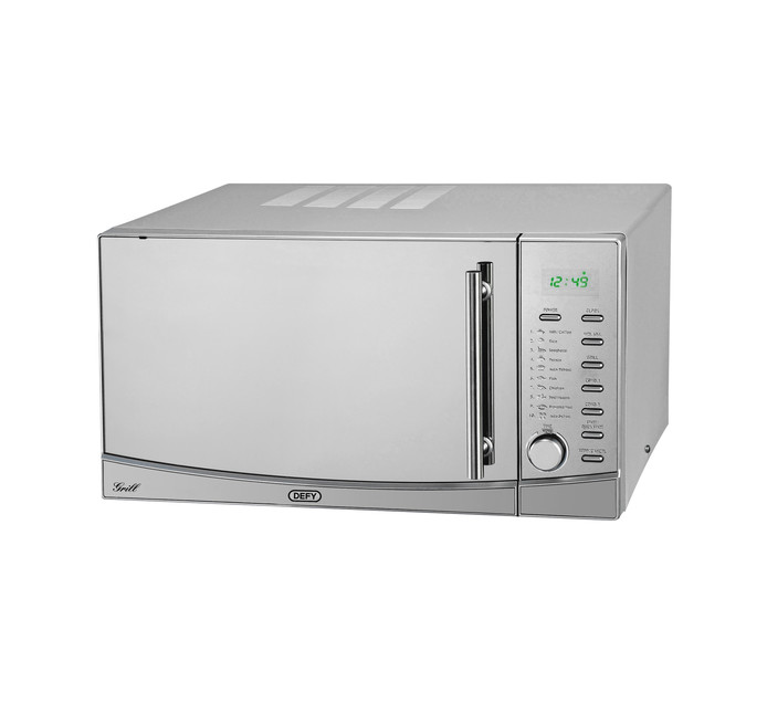 Defy 34 l Microwave Oven with Grill and Mirror Door